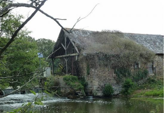 Moulin d artois mordelles