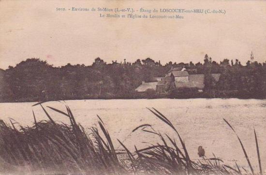 Moulin loscouet