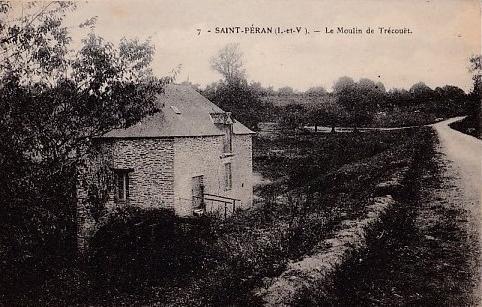 Moulin trecouet
